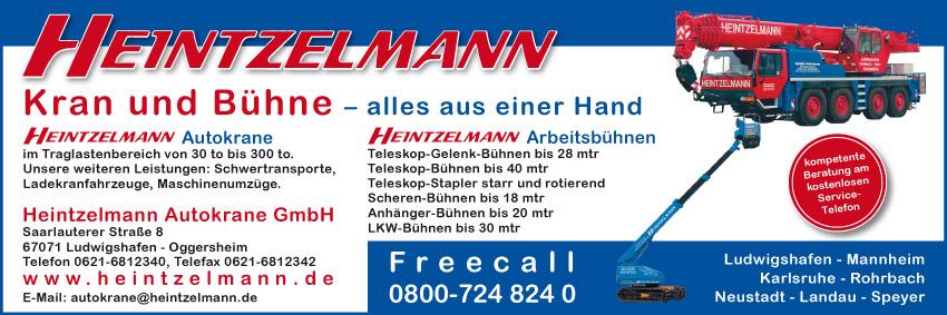 Heintzelmann-Werbebanner